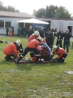 Foto zur Meldung: 60. Geburtstag der Freiwilligen Feuerwehr in Boldela