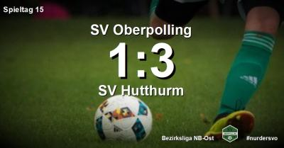 SV Oberpolling - SV Hutthurm