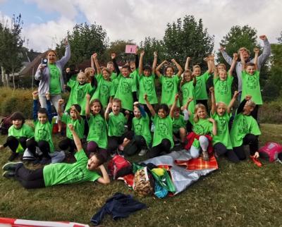 Foto zur Meldung: Cross Lauf Sieg 2019