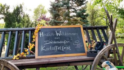 Vorschaubild zur Meldung: Mitteilung des Fördervereins Gemeinschaftsleben Diedersdorf e.V. - Kartoffelfest 2019