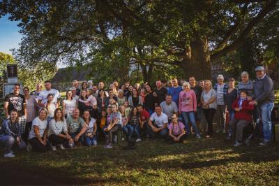 Vorschaubild zur Meldung: Straßenfest in Ziegelsdorf
