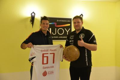 Vorschaubild zur Meldung: Injoy Syrau übernimmt Spielerpatenschaft