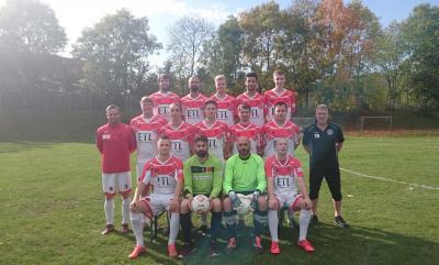 Vorschaubild zur Meldung: Fb-M: FSV Eintracht Eisenach - SV Hainich Berka