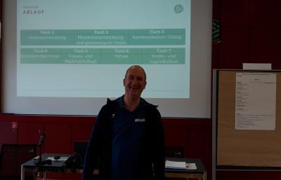 Vorschaubild zur Meldung: FC INTERNATIONALE vertritt Berlin beim DFB