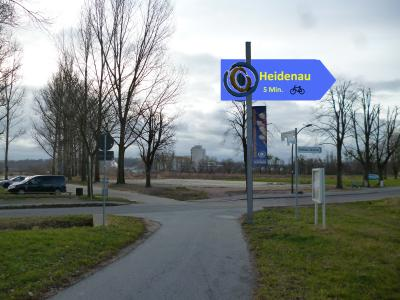 Foto zur Meldung: Heidenau will nicht gesehen werden