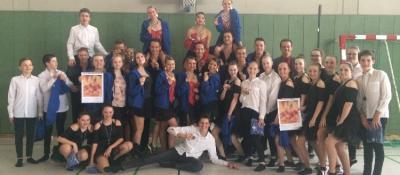 """Vorschaubild zur Meldung: Landesfinale """"Tanz der Schulen"""" 2019"""
