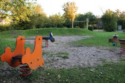 Foto zur Meldung: Gestaltung der Spielplätze
