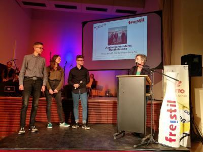Vorschaubild zur Meldung: JugendEngagementPreis 2019