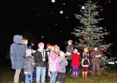 Foto zur Meldung: Lieder und Gedichte für die Weihnachtszeit