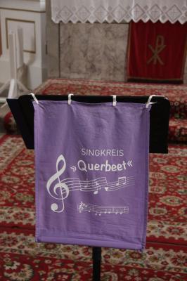 Foto zur Meldung: Konzert mit Singekreis Querbeet
