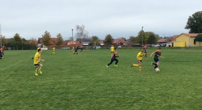Vorschaubild zur Meldung: Fußball: Auswärtssieg der B-Junioren am 7. Spieltag