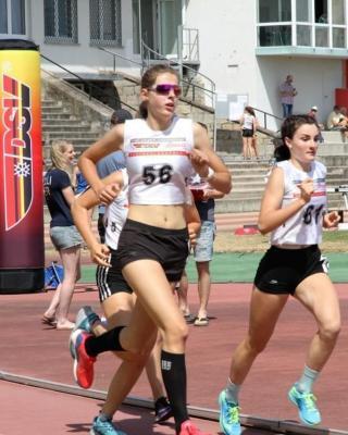 Foto zur Meldung: Sommerleistungskontrolle Langlauf