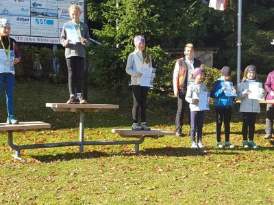 Foto zur Meldung: Herbst-Crosslauf Masserberg