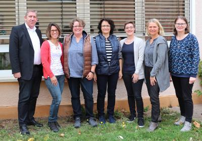 Foto zur Meldung: Netzwerk e.V. bekommt Besuch von Bundes- und Landtagsabgeordneten