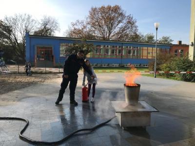 Wie man Feuer richtig löscht