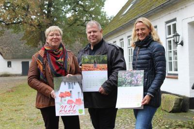 """Foto zur Meldung: """"Schafflund blüht"""" – ein ganzes Jahr"""