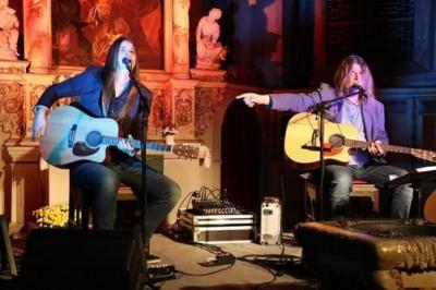 Foto zur Meldung: Konzert mit Tino Standhaft und Norman Daßler