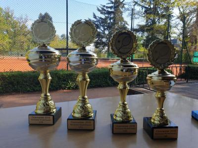 Foto zur Meldung: Jugend-Vereinsmeisterschaften 2019