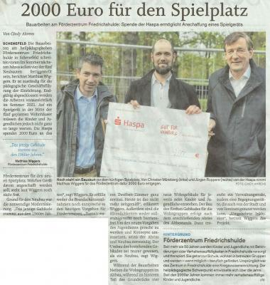 Schenefelder Tageblatt 09.11.2019