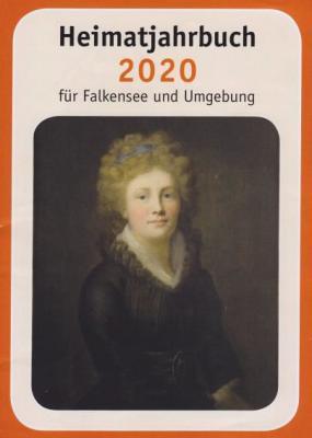 Das Bild zeigt das Heimatjahrbuch 2020