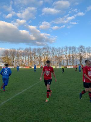 Vorschaubild zur Meldung: Klassespiel am Sonntag auf der Schlesischen Wuhlheide: 1:1 gegen den SC Großschweidnitz-Löbau