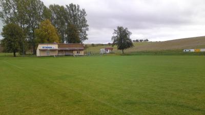 Vorschaubild zur Meldung: Fb-mJE1: SG FSV Lautertal Bischofroda - FSV Eintracht Eisenach