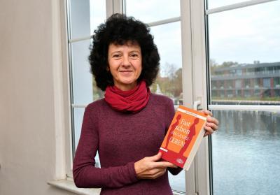 Foto zur Meldung: Rita König liest in der Nauener Stadtbibliothek
