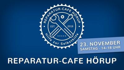 Vorschaubild zur Meldung: Reparatur-Café Hörup und Umland