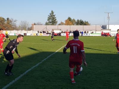 Vorschaubild zur Meldung: Fussball (Bezirksliga) - Heimniederlage gegen den Tabellenführer