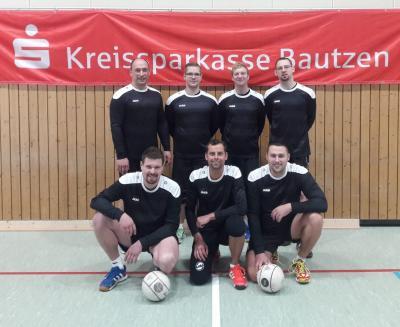 Kubschütz 1 mit Sebastian Tischer, Benjamin Dietz, Sven Steude, Alexander Voigt, Paul Woite, Marko Pech, Dominik Döcke