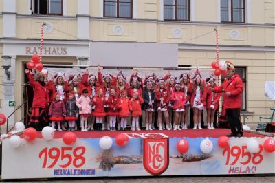 Foto zur Meldung: 62. Carnevalssaison 2019/2020