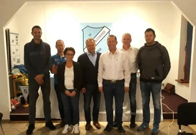 Foto zur Meldung: Mitgliederversammlung und Wahl der Abteilungsleitung Fußball am 08.11.2019