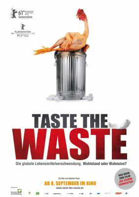 Vorschaubild zur Meldung: Taste the Waste - Warum schmeißen wir unser Essen auf den Müll?