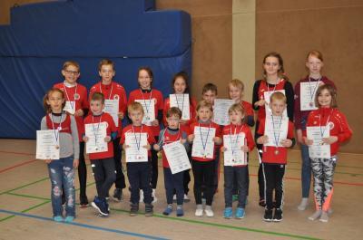 Vorschaubild zur Meldung: Crossläufer mit eindrucksvollen Ergebnissen in Torgelow