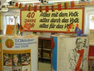 40 Jahre DDR Geschichte
