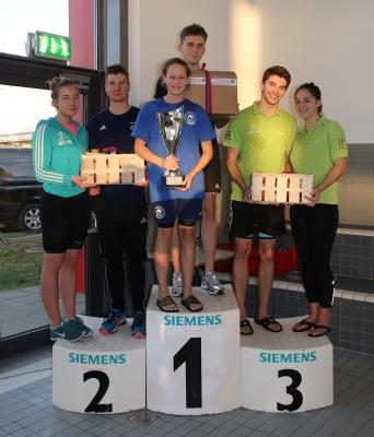 Foto zur Meldung: Schwimmen 6. NEISSE-Pokal in Görlitz