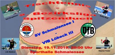Foto zur Meldung: VfB Lübeck in Schmalensee