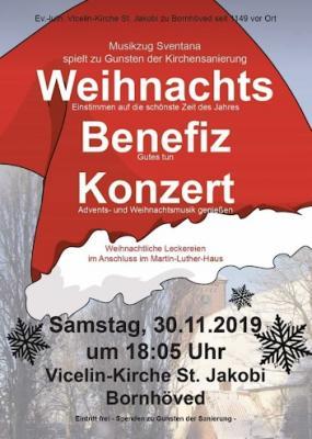 Foto zur Meldung: Benefizkonzert für St. Jakobi am 30. November
