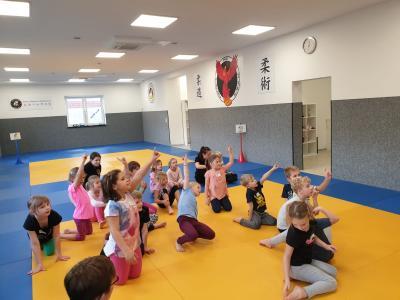Vorschaubild zur Meldung: Goshin-Jutsu-No-Michi e.V. engagiert sich für Grundschüler