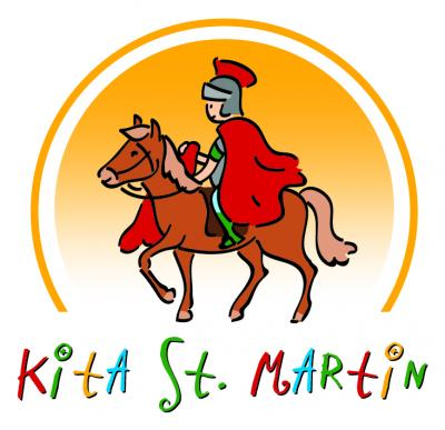Vorschaubild zur Meldung: Neues Logo für die Kindertagesstätte St. Martin