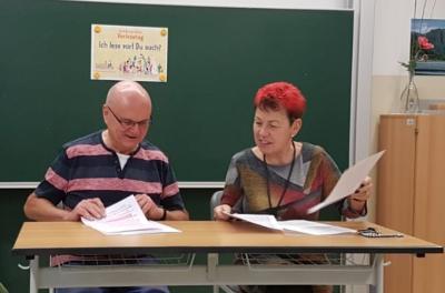 Foto zur Meldung: 6. bundesweiter Vorlesetag