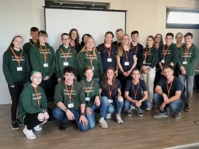 Foto zur Meldung: Erasmus+ Woche an der  IGS