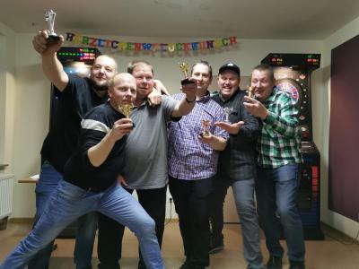 Foto zu Meldung: Darts Team Challenge 2019 mit Teilnehmerrekord