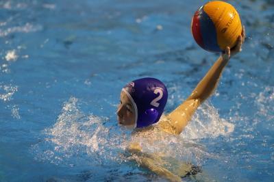 Foto zur Meldung: Wasserball Nachwuchstag und Gummibären-Cup in Görlitz