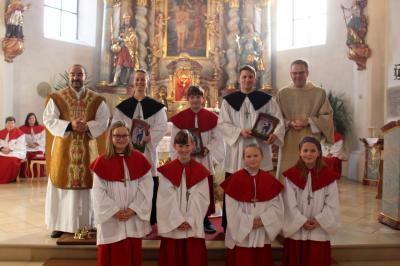 Foto zur Meldung: Christkönigssonntag am Ende des Kirchenjahres