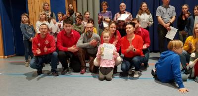 Vorschaubild zur Meldung: Mareike Jünemann gewinnt zum zehnten Mal den Uckermark - Cup