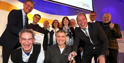 """Foto zur Meldung: SV Lohrheim gewinnt mit Projekt 'BewegungsArt 4.0' den """"Silbernen Stern des Sports"""" und wird Landessieger RLP"""
