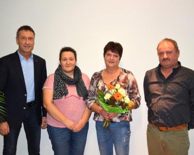 Vorschaubild zur Meldung: Grit Fritsch ist neue Ortsvorsteherin in Schipkau