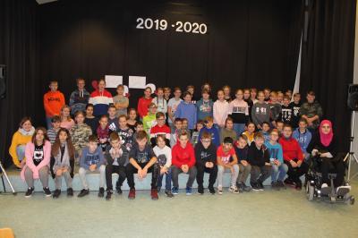 Foto zur Meldung: Talentetag 2019- Bad Wilsnack verteidigt den Pokal
