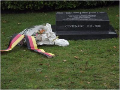 Foto zur Meldung: Gedenktag zum Ende des ersten Weltkrieges